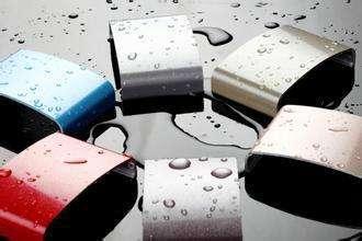 水性玻璃烤漆树脂